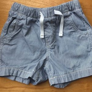 Baby Gap 12-18 month Striped Shorts